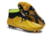 fly 2014 New Designed Wholesale brand name Soccer sport Shoes, hot sale football shoes