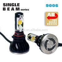 2014 best selling 9006 led headlight