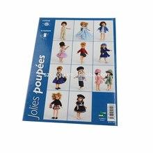 moda e copertina rigida quaderno di schizzi per compiti a casa dello studente