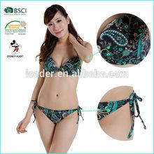2014 Wholesale High Quality Exotic Hot Sale Swimwear