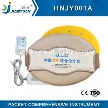 electronic pulse body massager
