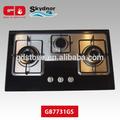 Cuisinière à gaz pour appareils de cuisine pratique/populaire. brûleurs à gaz/ce nouveau cuisinière à gaz