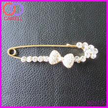 antique hijab pin,dangling hijab pins