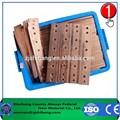 Alta qualidade do solo barramento de cobre conexão