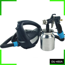 China supply alibaba HVLP electric wall/car paint spray gun