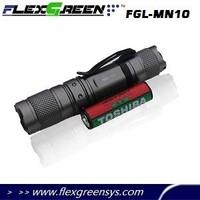 military aluminum q5 led mini aa battery pen torch
