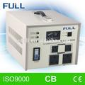monophasé haute précision 220v svc régulateur automatique de tension