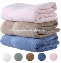 Bamboo Microfiber & Cotton Absorbent Bath Sheets