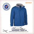 sunnytex el servicio del oem 2014 de invierno al aire libre chaqueta acolchada sólo el diseño