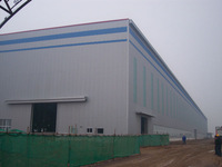 lightweight structural metal building for sale
