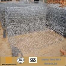 hot-dip galvanized gabion cage