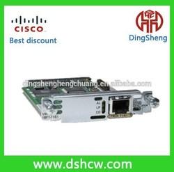Hot sale genuine VWIC2-1MFT-T1/E1 Voice Cisco module