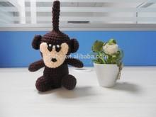 Monkey 100% cotton handmade style toys