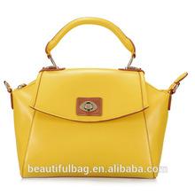 korean hobo pu leather handbag / fashion tote bags