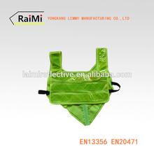 CE Standard Wholesale High Visibility Safety cycling vest