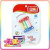 Good sale RAINBOW TALE plastic baby toy bell rattle