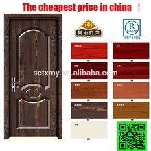 Manufacturer direct supply bathroom pvc kerala door prices TXM-Z05
