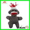 E080 OEM 100% Cotton Yarn Knitted Stuffed Toy