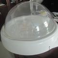 profissional de produção de policarbonato caixa de luz