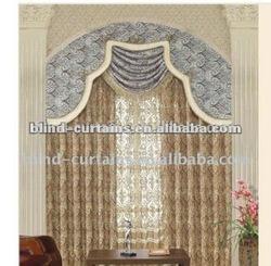 2015 fashion design fabric curtain,Dongguan MEIJIA fabric curtain wholesale
