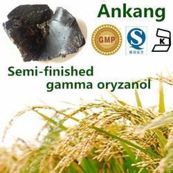 natural gamma oryzanol 99% GMP Natural rice bran extracts from China