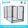 large galvanised cheap dog kennels for large dogs