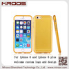 SHENZHEN 2014 new products customized premium feel combo pc+tpu cellphone case for iphone 6 plus