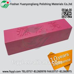 Imported Aluminium Oxide stearic acid Stainless steel polishing wax