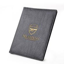 Promotion Custom Factory Direct Passport Holder Leather Travel Wallet