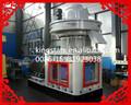 Venta de la fábrica directamente y alta eficiencia de la máquina de pellets de cáscara de arroz