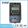 painel de instalar interruptor digital timer