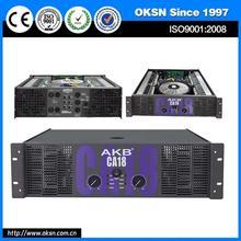 AKB CA9 dual channel 400watt conference power amplifier