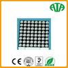CE,ROHS,ISO 8x8 dot matrix led display white color