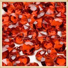 Wholesale Shiny Color Acrylic Diamond Decoration For Wedding&Shoes&Bags&Clothes