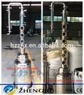 6 piece stainless steel reflux collumn still Milk Can Boiler/Milk Can Distiller Whiskey & moonshine distillery