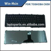 brand new laptop keyboard for toshiba satellite c650 c655