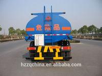 Light Diesel Fuel Tank Truck (4x2) HZZ5162GJY 12cbm