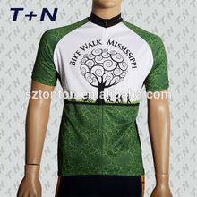 Quick Dry Custom Design Plain Wholesale Cycling Jersey