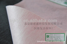 PE laminated thermal bonded nonwoven