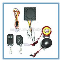 motorcycle anti-theft alarm voice motion sensor