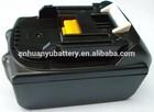 18V2.6AH li-ion power tools battery pack