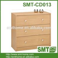 2016 melamine modern style KD chest of drawer