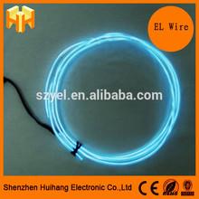 New Polar light 2.6mm EL Wire With Higher Brightness