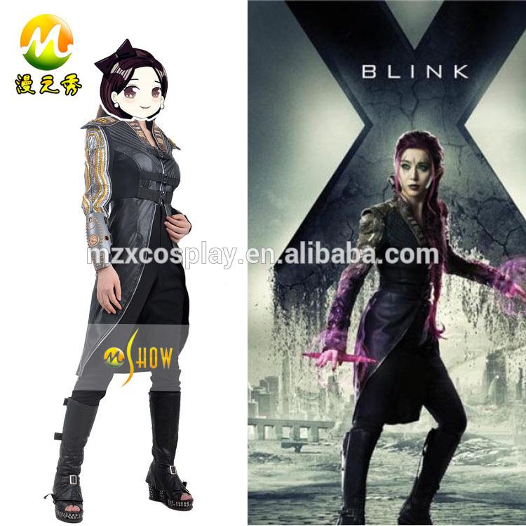 Custom Made Movie X,Men Days X Men Costume Women