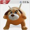 hot sale plush animal hopper ball for kids play