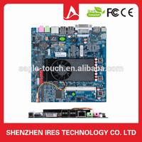 intellvy bridge celeron dual core C1037U thin mini itx motherboard with HDMI