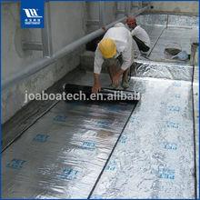 Aluminum Coated Waterproofing Paper Asphalt Roof Felt