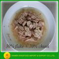 Gros thon en saumure de thaïlande