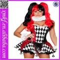 deluxe Hofnarr Cutie kostüm l1142