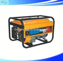 12V DC Portable Home Made Electrical Petrol Gasoline Generator 220V